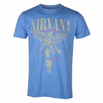 Herren T-Shirt Nirvana - In Utero - ROCK OFF, ROCK OFF, Nirvana