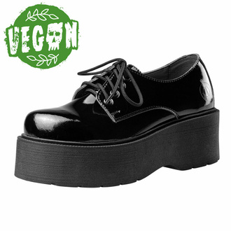 Stiefel ALTERCORE - Zauberspruch Vegan - Schwarz Patent, ALTERCORE