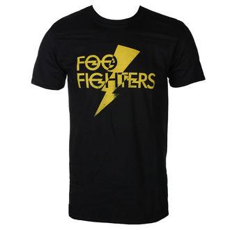 Herren T-Shirt Metal Foo Fighters - LIGHTNING STRIKE - PLASTIC HEAD, PLASTIC HEAD, Foo Fighters