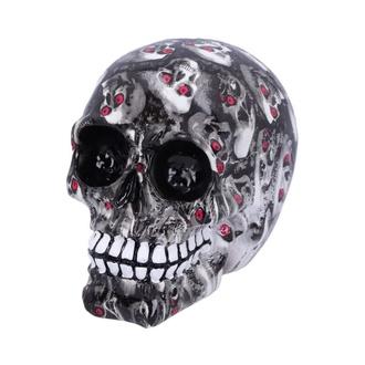 Dekoration (6er Pack) Skull Schädel, NNM