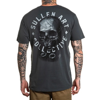 Herren T-Shirt SULLEN - PRUDENTE - JAHRGANG SCHWARZ, SULLEN
