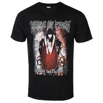 Herren T-Shirt Metal Cradle of Filth - CRUELTY AND THE BEAST - PLASTIC HEAD, PLASTIC HEAD, Cradle of Filth