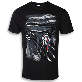 Herren T-Shirt GRIMM DESIGNS - THE SCREAM, GRIMM DESIGNS