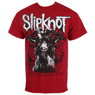 Herren T-Shirt Metal Slipknot - Goat thresh - NUCLEAR BLAST, NUCLEAR BLAST, Slipknot