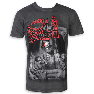 Herren T-Shirt Metal Death - SCREAM BLOODY GORE - PLASTIC HEAD, PLASTIC HEAD, Death