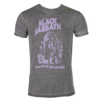 Herren T-Shirt Metal Black Sabbath - Symptom Of The Universe - ROCK OFF, ROCK OFF, Black Sabbath