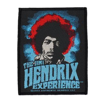 Patch Aufnäher Jimi Hendrix - The Jimi Hendrix Experience - RAZAMATAZ, RAZAMATAZ, Jimi Hendrix