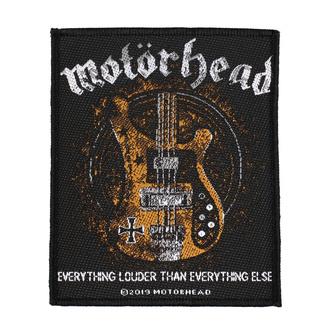 Patch Aufnäher Motörhead - temmy's Bass - RAZAMATAZ, RAZAMATAZ, Motörhead