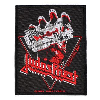 Patch Aufnäher Judas Priest - British Steel Vintage - RAZAMATAZ, RAZAMATAZ, Judas Priest