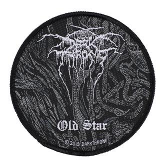 Patch Aufnäher Darkthrone - Old Star - RAZAMATAZ, RAZAMATAZ, Darkthrone