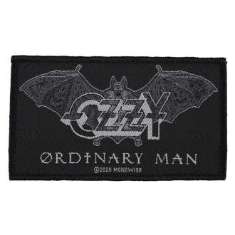 Patch Aufnäher Ozzy Osbourne - Ordinary Man - RAZAMATAZ, RAZAMATAZ, Ozzy Osbourne