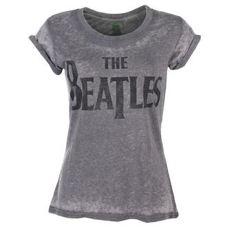 Damen T-Shirt Metal Beatles - Drop - ROCK OFF, ROCK OFF, Beatles