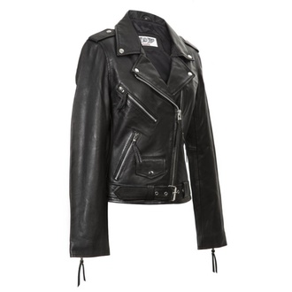 Damen Lederjacke - MBF Black Sheep Napa - NEW ROCK, NEW ROCK