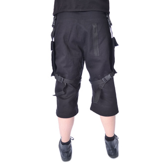 Herren 3/4 Shorts Chemical Black - DANGER - SCHWARZ, CHEMICAL BLACK