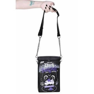 Tasche (Handtasche) KILLSTAR - Dunkel Köstlichkeiten - Schwarz, KILLSTAR