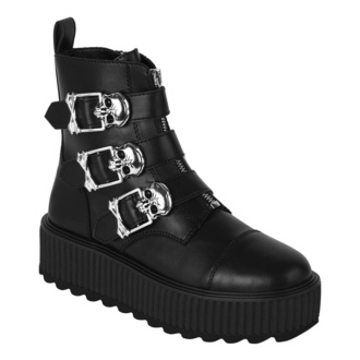 Damen Schuhe KILLSTAR - Dark Guild Creeper, KILLSTAR