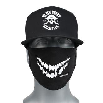Schutzmaske DISTURBED - SMILE - RAZAMATAZ, RAZAMATAZ, Disturbed