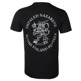 Herren T-Shirt Impaled Nazarene - Suomi Finland Perkele - RAZAMATAZ, RAZAMATAZ, Impaled Nazarene