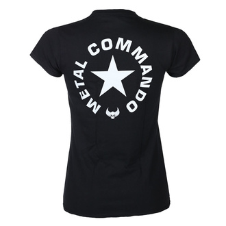 Damen T-Shirt PRIMAL FEAR - Metal commando - NUCLEAR BLAST, NUCLEAR BLAST, Primal Fear