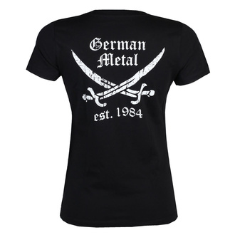 Damen T-Shirt HELLOWEEN - Pirates - NUCLEAR BLAST, NUCLEAR BLAST, Helloween