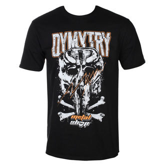Herren T-Shirt Metal x DYMYTRY, METALSHOP, Dymytry
