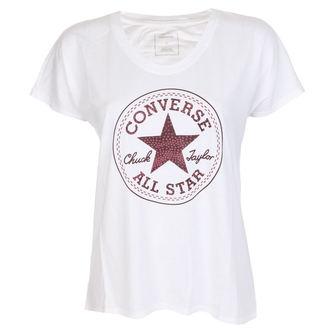 Damen T-Shirt Street - Dot Camo CP Fill - CONVERSE, CONVERSE