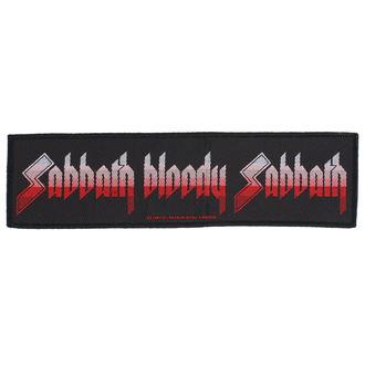 Patch Aufnäher Black Sabbath - Sabbath Bloody Sabbath - RAZAMATAZ, RAZAMATAZ, Black Sabbath