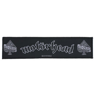 Patch Aufnäher Motörhead - Ace Of Spades - RAZAMATAZ, RAZAMATAZ, Motörhead