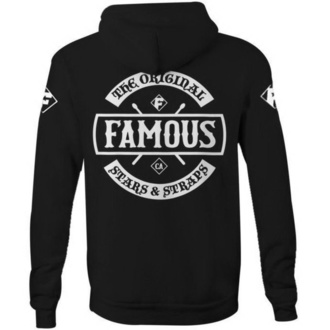 Herren Hoodie FAMOUS STARS & STRAPS - CHAOS, FAMOUS STARS & STRAPS