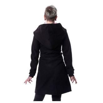 Damen Mantel VIXXSIN - DECAY - SCHWARZ, VIXXSIN