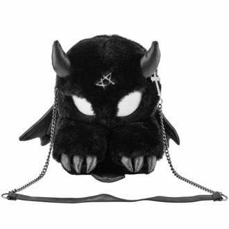 Handtasche (Tasche) KILLSTAR - Demon Plush - Schwarz, KILLSTAR