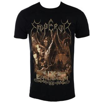 Herren T-Shirt Metal Emperor - IX EQUILIBRIUM - PLASTIC HEAD, PLASTIC HEAD, Emperor