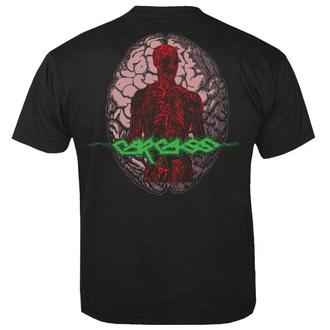 Herren T-Shirt CARCASS - Dead body - NUCLEAR BLAST, NUCLEAR BLAST, Carcass