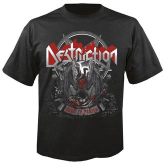 Herren T-Shirt DESTRUCTION - Born to perish - NUCLEAR BLAST, NUCLEAR BLAST, Destruction