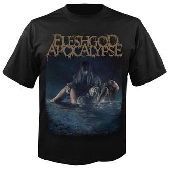 Herren T-Shirt FLESHGOD APOCALYPSE - Make way for silence, NUCLEAR BLAST, Fleshgod Apocalypse