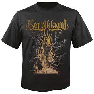 Herren T-Shirt KORPIKLAANI - Kallon malja - NUCLEAR BLAST, NUCLEAR BLAST, Korpiklaani