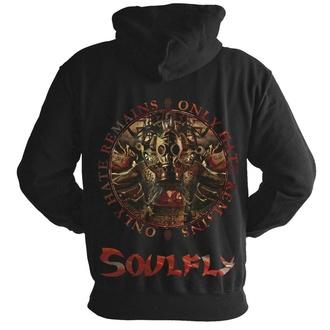 Herren Hoodie Soulfly - NUCLEAR BLAST - NUCLEAR BLAST, NUCLEAR BLAST, Soulfly