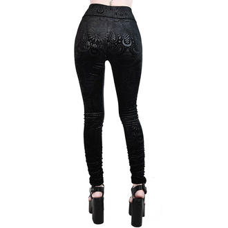 Damen Hose (Leggings) KILLSTAR - Dimension Velvet, KILLSTAR