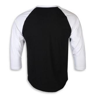 Herren 3/4 Arm Shirt Misfits - SKULL - PLASTIC HEAD, PLASTIC HEAD, Misfits