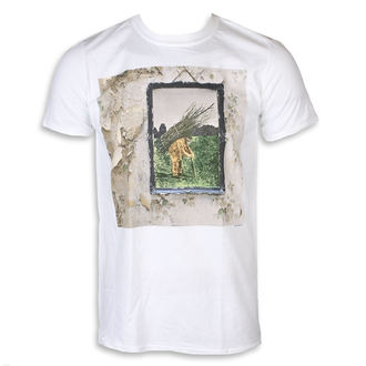 Herren T-Shirt Metal Led Zeppelin - IV ALBUM COVER - PLASTIC HEAD, PLASTIC HEAD, Led Zeppelin