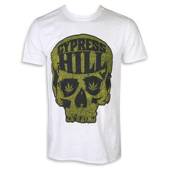 Herren T-Shirt Metal Cypress Hill - SKULL LOGO - PLASTIC HEAD, PLASTIC HEAD, Cypress Hill