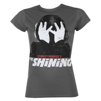 Damen T-Shirt The Shining - Kubricks - Dunkelgrau - HYBRIS, HYBRIS