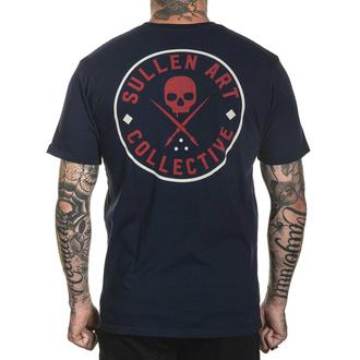 Herren T-Shirt SULLEN - EVER PATRIOT - MARINE, SULLEN