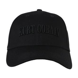 Kappe Cap Kurt Cobain - Logo - ROCK OFF, ROCK OFF, Nirvana