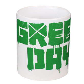 Tasse Green Day - ROCK OFF, ROCK OFF, Green Day