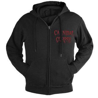 Herren Hoodie Cannibal Corpse - Red before black - NUCLEAR BLAST, NUCLEAR BLAST, Cannibal Corpse