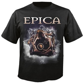 Herren T-Shirt Metal Epica - Devotion will unfold - NUCLEAR BLAST, NUCLEAR BLAST, Epica