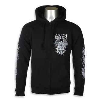 Herren Hoodie Arch Enemy - Riddick -, Arch Enemy