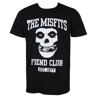 Herren T-Shirt Metal Misfits - FIEND CLUB - PLASTIC HEAD, PLASTIC HEAD, Misfits