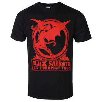 Herren T-shirt Black Sabbath, ROCK OFF, Black Sabbath